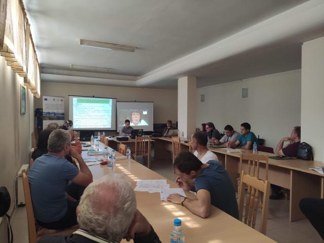 Финално обществено обсъждане на План II за управление на Природен Парк